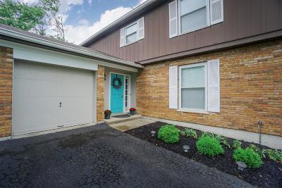 Single Family Home For Sale: 10135 Crosier Lane