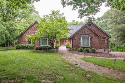 Harrison Twp Single Family Home For Sale: 10890 Mockernut Drive