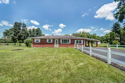 Turtle Creek Twp Single Family Home For Sale: 1536 Wilmington Road