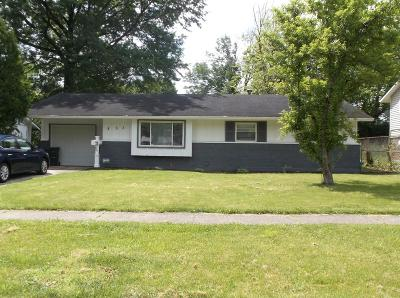 Forest Park Single Family Home For Sale: 853 W Kemper Road