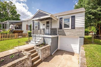 Sycamore Twp Single Family Home For Sale: 4556 Kugler Mill Road