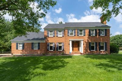 Symmes Twp Single Family Home For Sale: 10361 Stablehand Drive