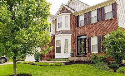 Liberty Twp Single Family Home For Sale: 6547 Hughes Ridge Lane