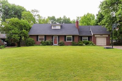 Single Family Home For Sale: 7848 State Road