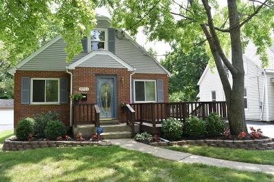 Single Family Home For Sale: 3714 Church Street