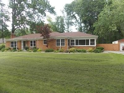 Single Family Home For Sale: 1430 Locust Lake Road