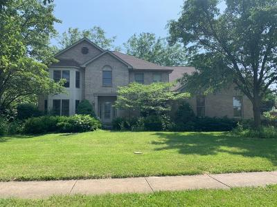Liberty Twp Single Family Home For Sale: 7046 Clawson Ridge Court