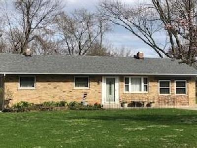 West Chester Single Family Home For Sale: 9130 Ridgemont Drive
