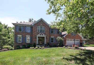 Sharonville Single Family Home For Sale: 12144 Village Woods Drive