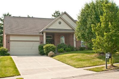 Mason Single Family Home For Sale: 6426 Ganton Court