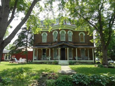 Clinton County Single Family Home For Sale: 183 S Second Street S