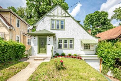 Cincinnati Single Family Home For Sale: 1420 Joseph Street