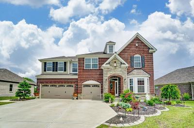 Single Family Home For Sale: 5946 Watoga Drive