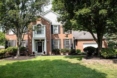 Single Family Home For Sale: 6375 Waverly Hill Lane
