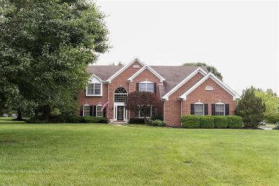 Single Family Home For Sale: 6626 Saddlebrook Court