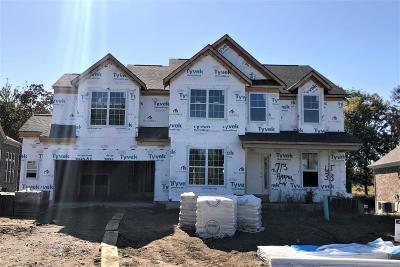 Single Family Home For Sale: 713 Harper Lane #33