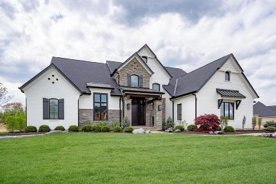 Deerfield Twp. Single Family Home For Sale: 9827 Kensington Lane