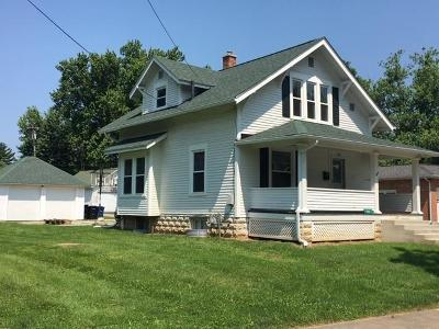 Clinton County Single Family Home For Sale: 741 N Walnut Street
