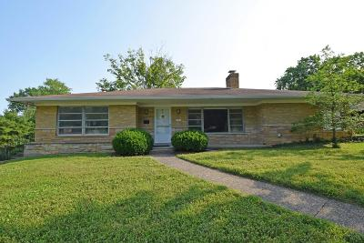 Cincinnati Single Family Home For Sale: 6164 Wasigo Drive