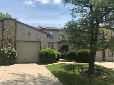 West Chester Condo/Townhouse For Sale: 5354 Pros Drive