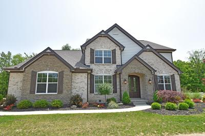 Liberty Twp Single Family Home For Sale: 6471 Stagecoach Way