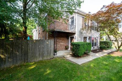 Sycamore Twp Condo/Townhouse For Sale: 10858 Ponds Lane