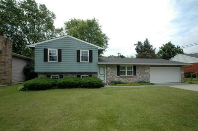 Hamilton County, Butler County, Warren County, Clermont County Single Family Home For Sale: 5723 Lake Manor Drive
