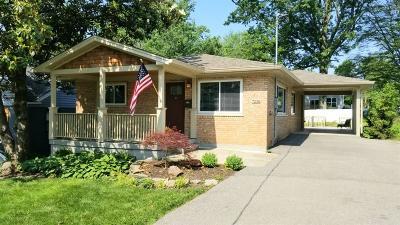 Single Family Home For Sale: 7235 Osceola Drive