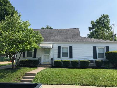 Single Family Home For Sale: 213 W Church Street
