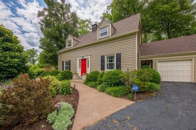 Hamilton Single Family Home For Sale: 667 S Washington Boulevard
