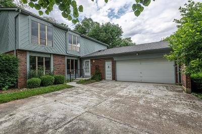 Single Family Home For Sale: 3277 Boxwood Circle
