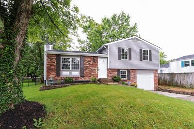 Single Family Home For Sale: 5784 Tall Oaks Drive