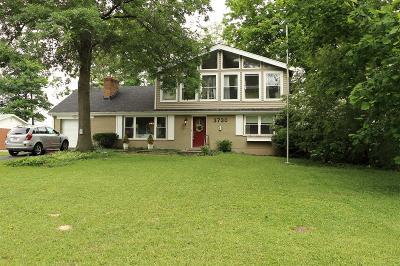 Colerain Twp Single Family Home For Sale: 3730 Yellowstone Drive