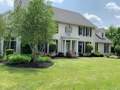 Hamilton Single Family Home For Sale: 1588 Tatum Lane