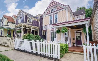 Cincinnati Single Family Home For Sale: 422 Stanley Avenue
