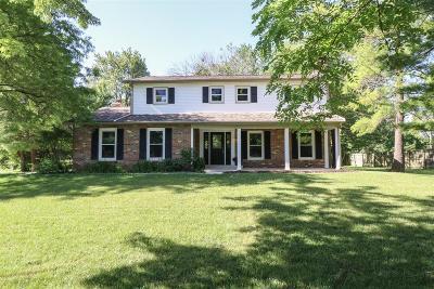 Mason Single Family Home For Sale: 199 Washington Way