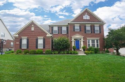 West Chester Single Family Home For Sale: 7682 Overglen Drive