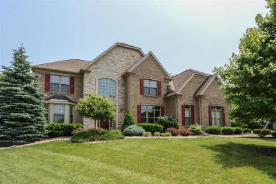 Deerfield Twp. Single Family Home For Sale: 6418 Cedar Creek Court