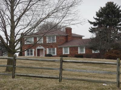 Adams County, Brown County, Clinton County, Highland County Single Family Home For Sale: 12467 Us 50