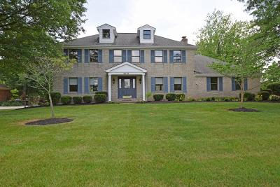 West Chester Single Family Home For Sale: 8019 New Brunswick Drive
