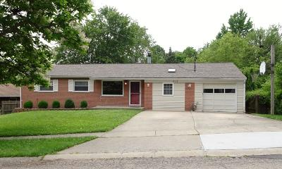 Single Family Home For Sale: 8119 Maxfield Lane