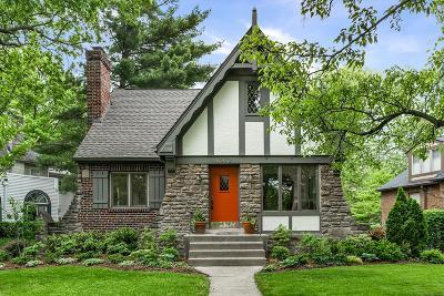 Cincinnati Single Family Home For Sale: 6212 Grand Vista Avenue
