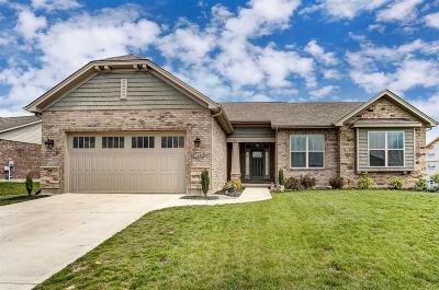 Monroe Single Family Home For Sale: 726 E Brooke Drive