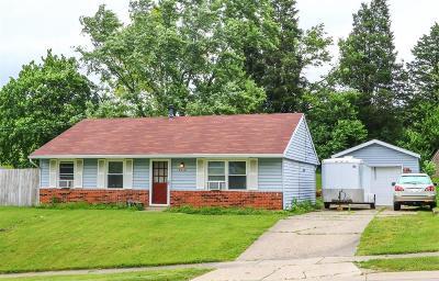 Fairfield Single Family Home For Sale: 2452 Mack Road