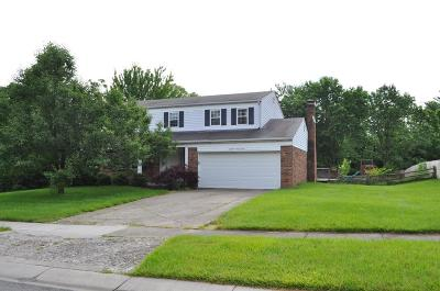 Single Family Home For Sale: 1898 Muskegon Drive