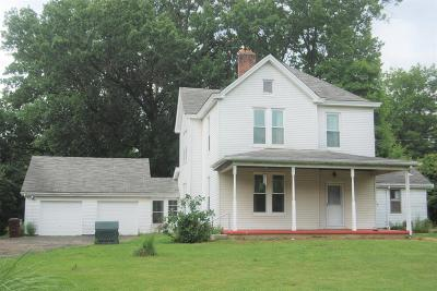 Single Family Home For Sale: 7030 Paddison Road