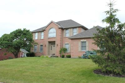 Liberty Twp Single Family Home For Sale: 7122 Valley Falls Court
