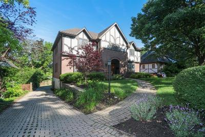 Clifton Single Family Home For Sale: 1016 Clifton Hills Avenue