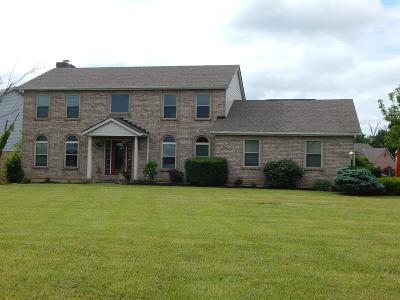 Single Family Home For Sale: 6911 Maple Creek Drive
