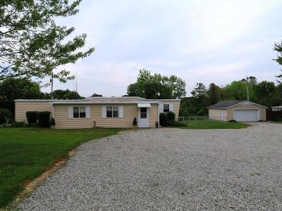 Highland County Single Family Home For Sale: 6628 Park Lane